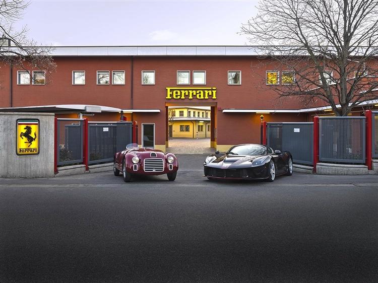 Ferrari'nin kuruluş süreci