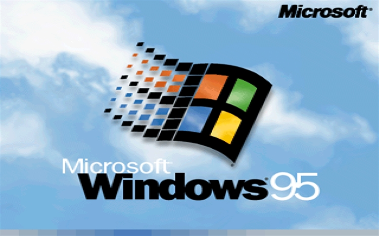 Windows 95 isletim sistemi