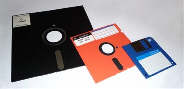 Disket (Floppy disk)