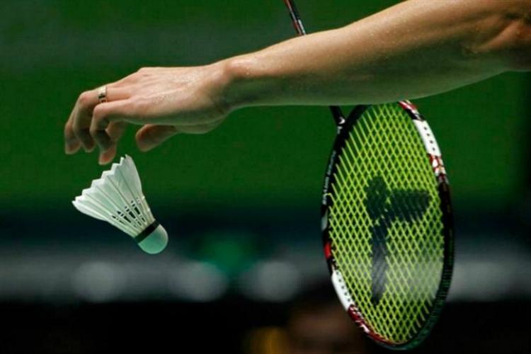 Badminton oyunu